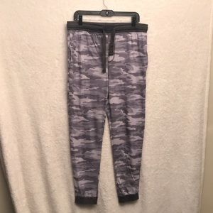 Other - Grey Camo Joggers